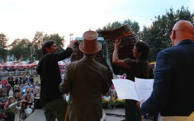 3. Weltfestival der Korbweide und des Flechtgewerbes Nowy Tomysl